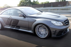 Mercedes-Benz CL-Class Coupe Prior Design