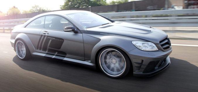 Mercedes-Benz CL-Class Coupe Prior Design