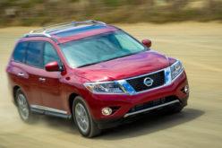 Novi Nissan Pathfinder