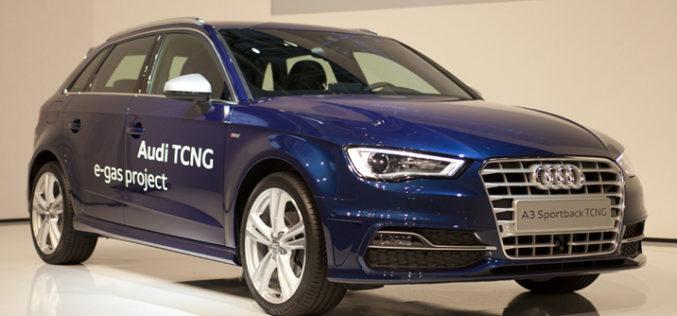 Audi A3 Sportback e-Gas 2013