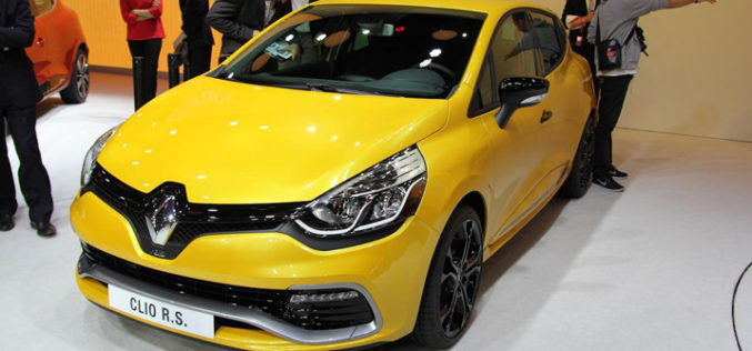 Premijera u Parizu: Renault Clio