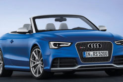 Audi RS5 Cabriolet 2014.