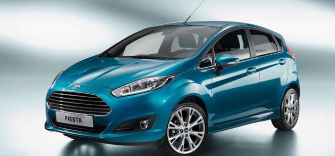 Obnovljena Ford Fiesta 2013.