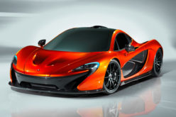McLaren P1 koncept, debi na sajmu automobila u Parizu