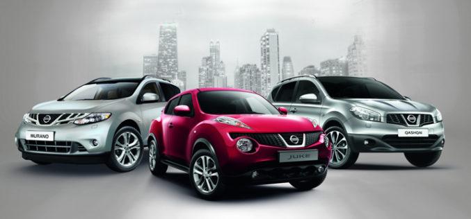 Nissan face u gradu