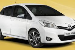 Toyota Yaris Trend 2013.