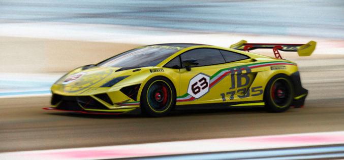 Lamborghini LP-570-4 Super Trofeo