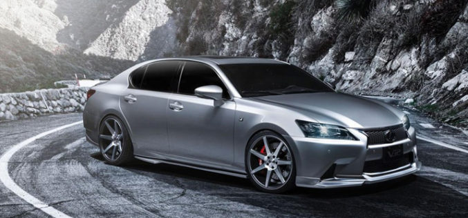 Lexus GS 350 F Sport model
