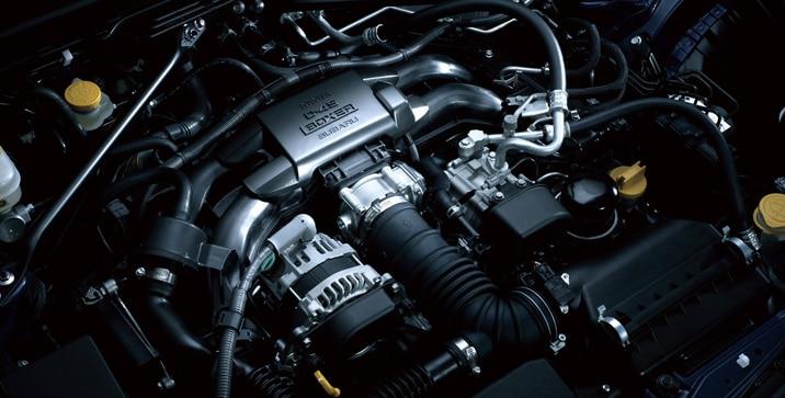 Subaru BRZ motor