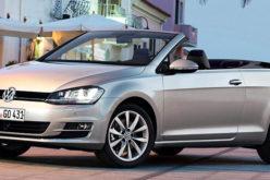 Volkswagen Golf VII Cabrio