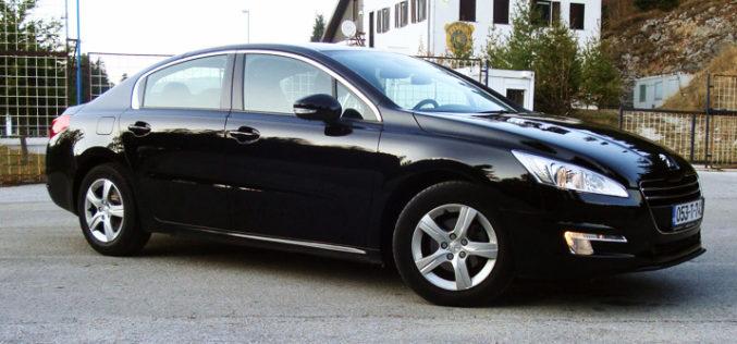 Test: Peugeot 508 2.0 HDI Allure