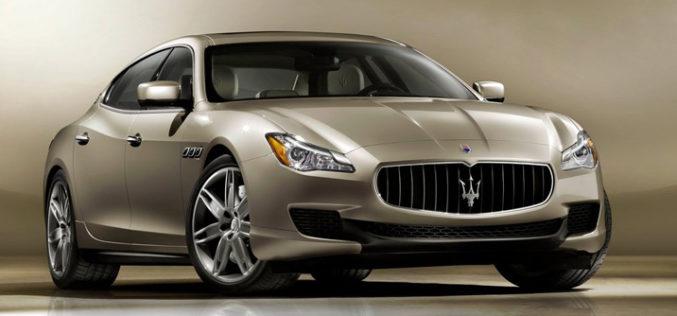 Novi Maserati Quattroporte