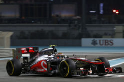 VN Abu Dhabi: Kvalifikacije