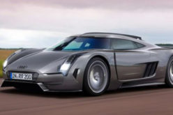 Audi R20 Concept