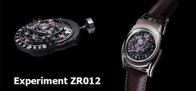 Experiment ZR012