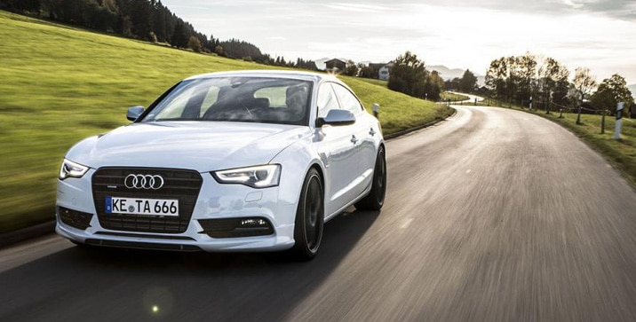 Audi A5 Sportback ABT