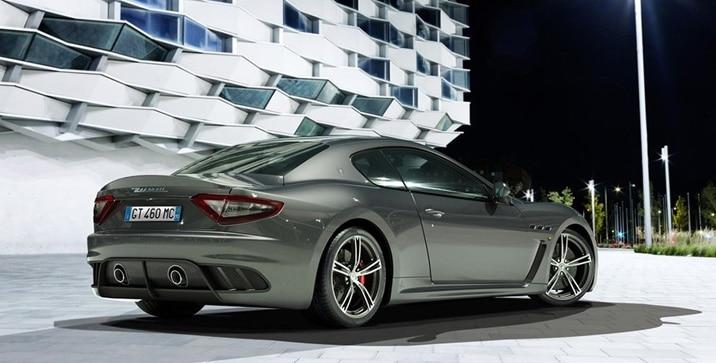 Maserati GranTurismo MC Stradale_