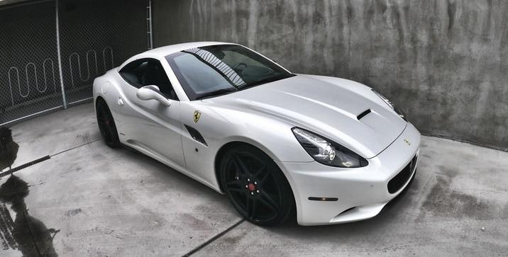 Tunerworks Ferrari California