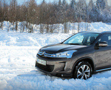Test: Citroën C4 Aircross 1.8 HDi
