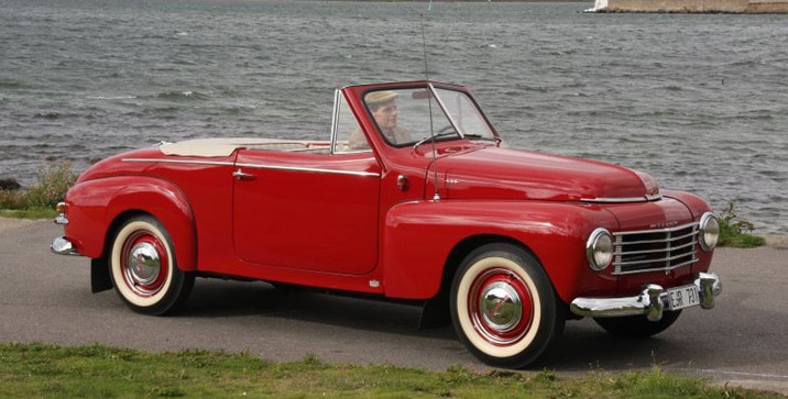 1953 PV445 Valbo Convertible