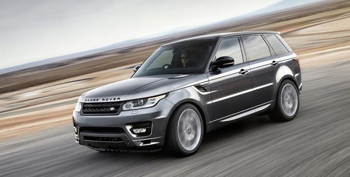 Land Rover - Range Rover Sport 2014