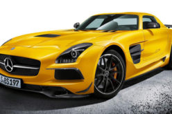 SLS AMG Coupe Black Series – Video