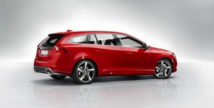 Volvo V60 R-Design 2