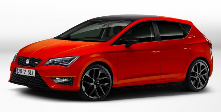 seat leon fr 2 0 tdi sa 184 ks carlander. Black Bedroom Furniture Sets. Home Design Ideas