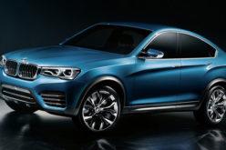 Novi BMW X4 – Zvanične fotografije