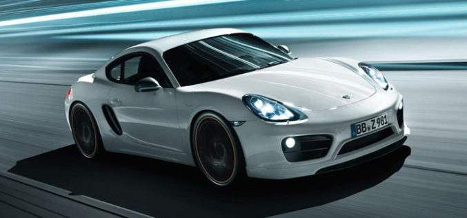 Porsche Cayman TechArt 2014.