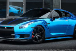 Nissan GT-R WrapStyle sa 1000 KS