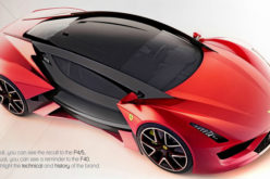 Ferrari Getto Concept