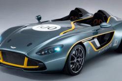 Aston Martin CC100 Speedster koncept: U čast jubileja kompanije