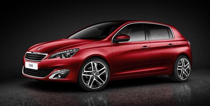 Peugeot 308_2014