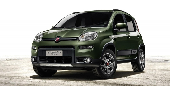 Fiat Panda XL crossover_