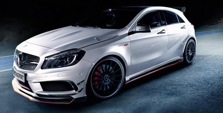 RevoZport Mercedes A290