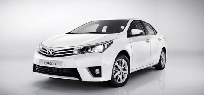 Nova Toyota Corolla europsko tržište