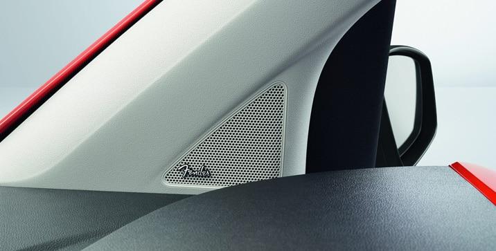 Volkswagen Groove Up Carlander