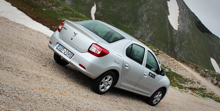 automobile dacia im test