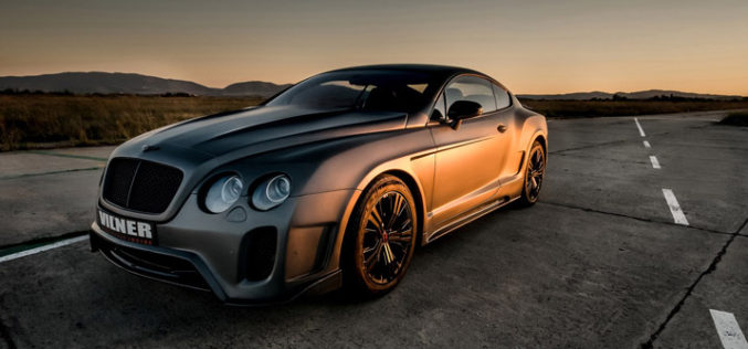 Vilner Bentley Continental GT 2013