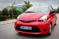 Test: Toyota Aygo 1.0 VVT-i COOL