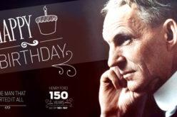 150 godina od rođenja Henry Forda