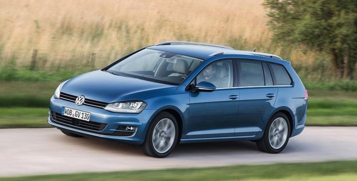 Volkswagen Golf Variant 2014
