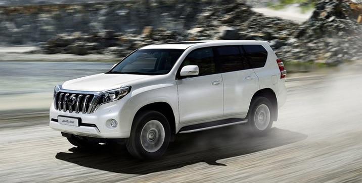 01 Toyota Land Cruiser 2014