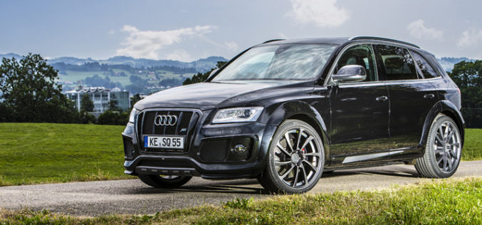 ABT Audi SQ5 sa 360 KS