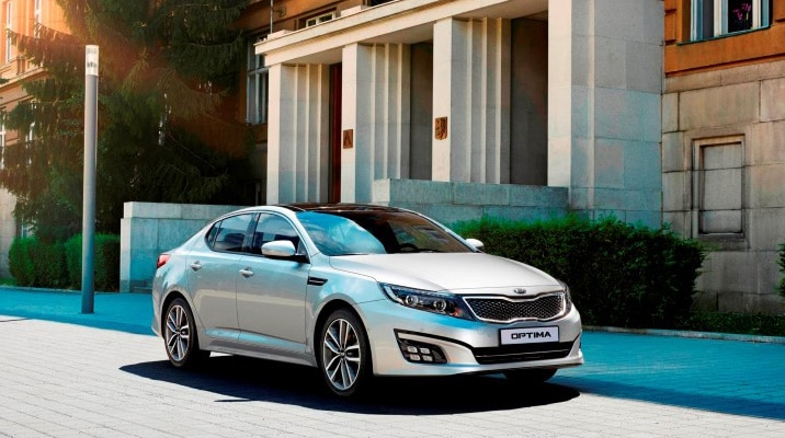 Kia Optima facelift 1 - IAA Frankfurt 2013 (Medium)
