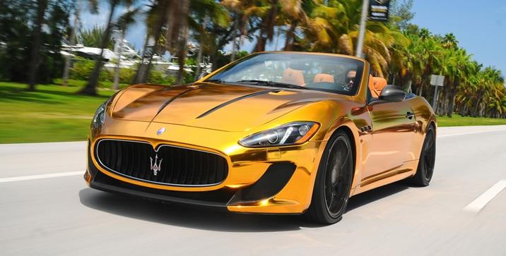 Maserati Gran Cabrio MC Velos Designwerks
