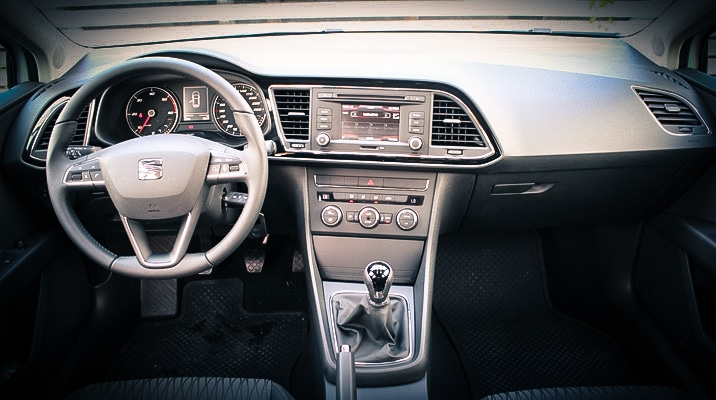 07 Seat Leon test 2013-2