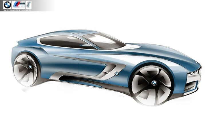 BMW i Toyota Z5 koncept