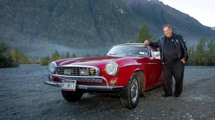 Irv Gordon i Volvo 1800S presli 3 miliona milja